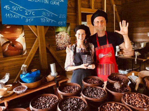 A Bean-To-Bar és a Tree-To-Bar csokoládékészítők nyomában