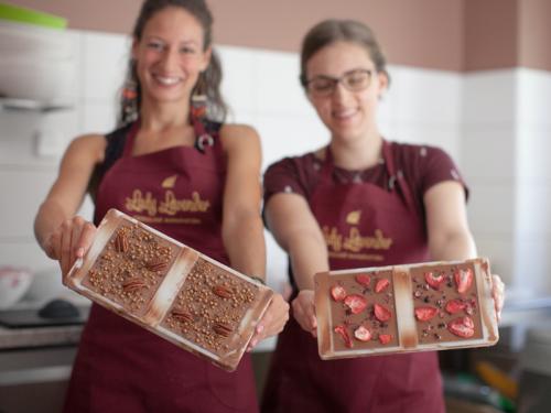 Táblás csokoládé workshop