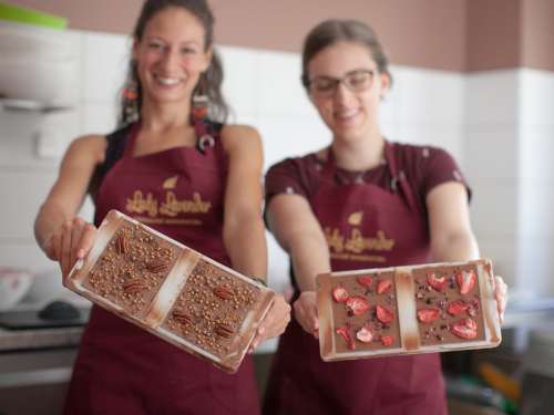 Táblás csokoládé készítő tanfolyam