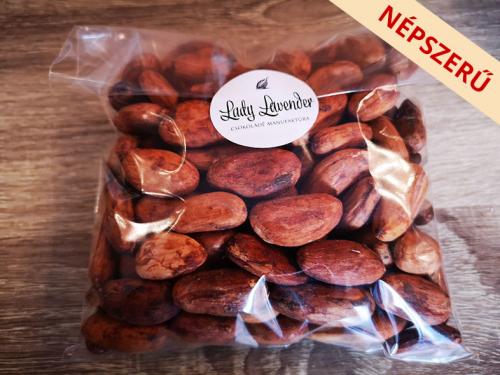Perui nyers,egész kakaóbab (Criollo) - 150 gramm